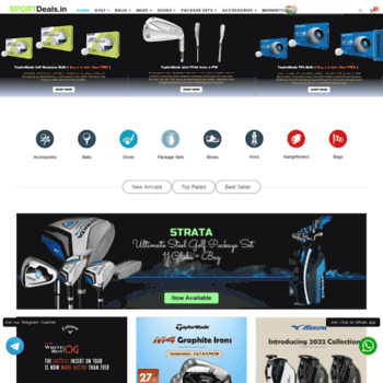 Sportdeals.in thumbnail