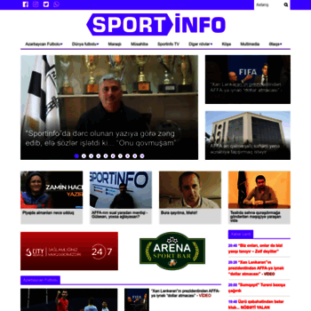 Sportinfo.az thumbnail