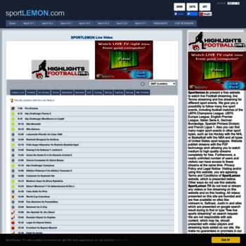 Sportlemon.pro thumbnail