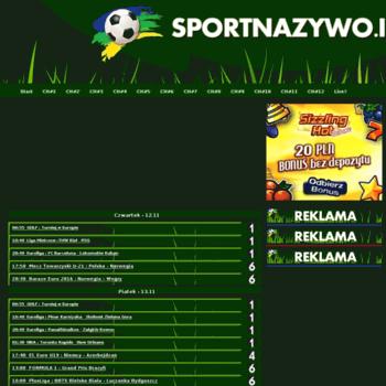 Sportnazywo.biz thumbnail