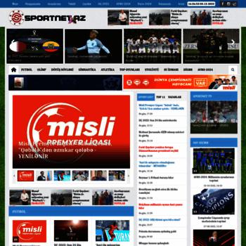Sportnet.az thumbnail