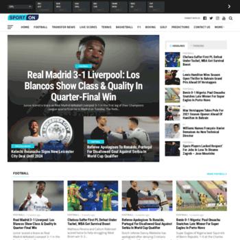 Sporton.ng thumbnail