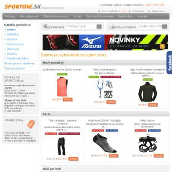 Sportove.sk thumbnail
