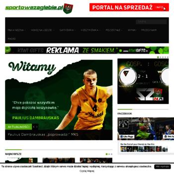Sportowezaglebie.pl thumbnail