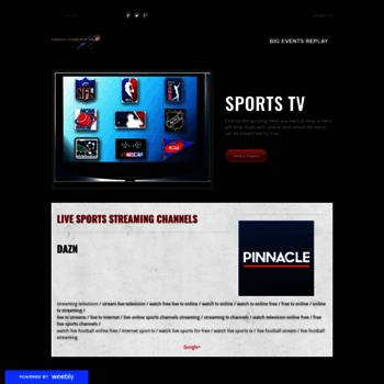 Sports-tv.org thumbnail