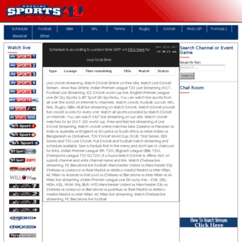 Sports4u.net thumbnail