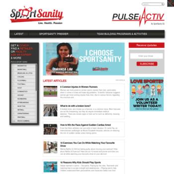 sportsanity.com.sg at WI. SportSanity – Singapore s Premier Online ... 71d5227964ef8