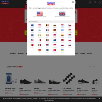 Sportsdirect.com thumbnail