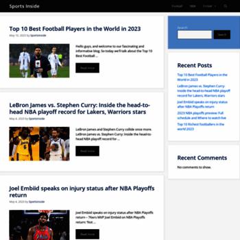 Sportsinside.org thumbnail