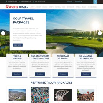 Sportstravel.co.za thumbnail