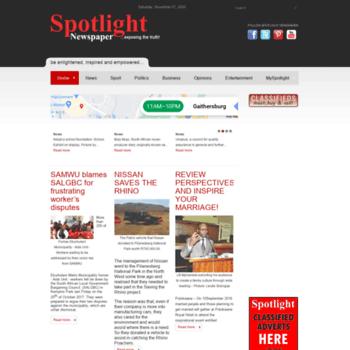 Spotnews.co.za thumbnail