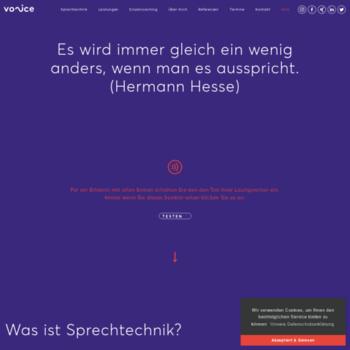 Sprechtechnik.at thumbnail