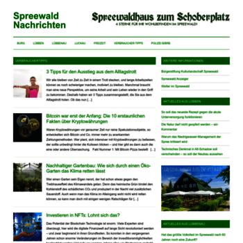 Spreewald-nachrichten.de thumbnail
