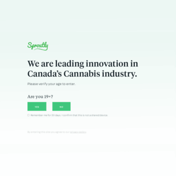 Sproutly.ca thumbnail