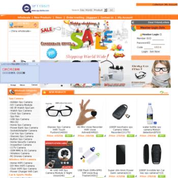 spy-techs com at WI  China Wholesale Spy Electronics,Cheap