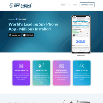 Spy Phone App Features