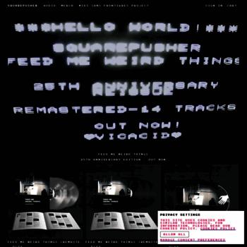 Squarepusher.net thumbnail
