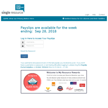 Sr-payslips.co.uk thumbnail
