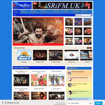 Sritv.co.uk thumbnail