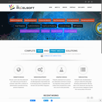Srkpixelsoft.com thumbnail