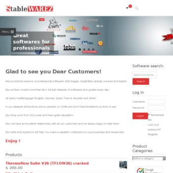 stablewarez com at WI  StableWAREZ – full crack dongle emulator key
