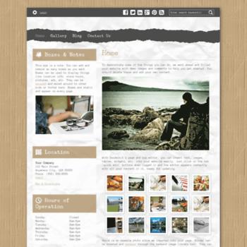 Веб сайт stacimiller.doodlekit.com