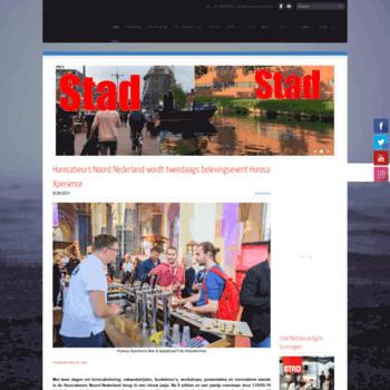 Stadmagazine.nl thumbnail