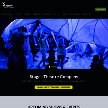 Stagestheatre.org thumbnail