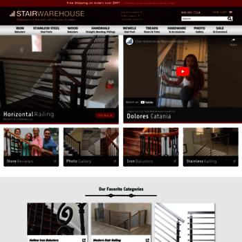 Stairwarehouse.com Thumbnail