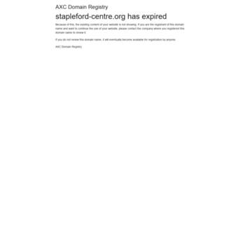 Stapleford-centre.org thumbnail