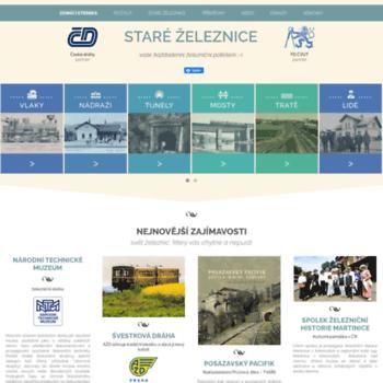 Starezeleznice.cz thumbnail