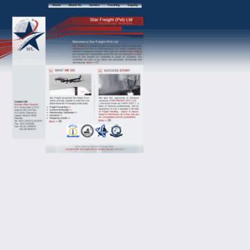 Starfreight.com.pk thumbnail