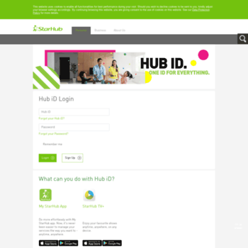 Starhubgee.com.sg thumbnail