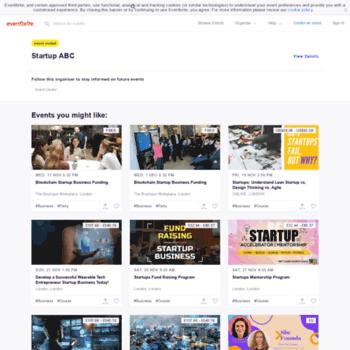 Startupabc.eventbrite.co.uk thumbnail