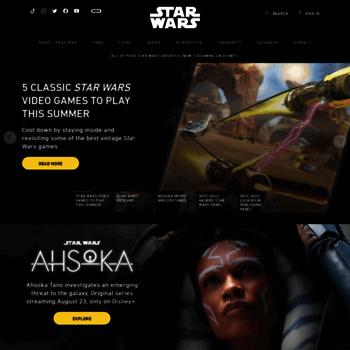 Starwars.com thumbnail