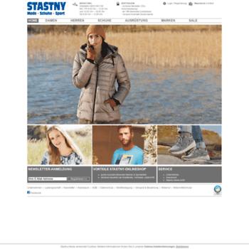 Stastny-mode.de thumbnail
