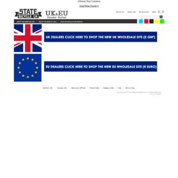 Statebicycledealer.co.uk thumbnail