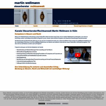 Stb-wellmann.de thumbnail