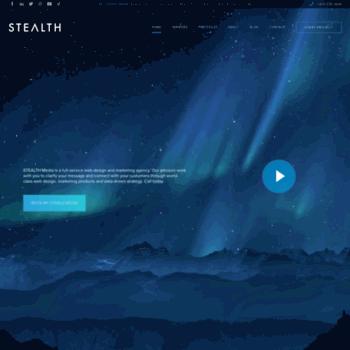 Stealthinteractive.ca thumbnail