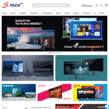 Stech.com.bd thumbnail