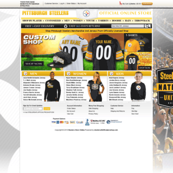 Steelersnflofficialproshop.com thumbnail