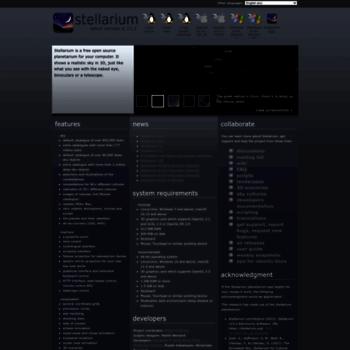 Stellarium.org thumbnail