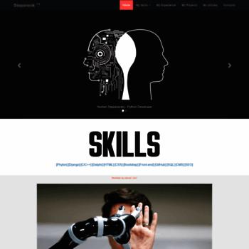 Веб сайт step-develop.com