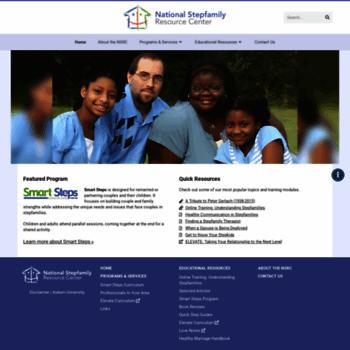 Stepfamilies.info thumbnail