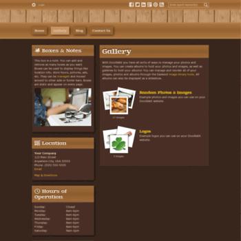 Веб сайт stephaniebishop1.doodlekit.com