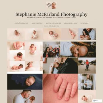 Stephaniemcfarland.com thumbnail