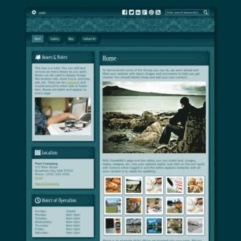 Веб сайт stephaniepearson1.doodlekit.com