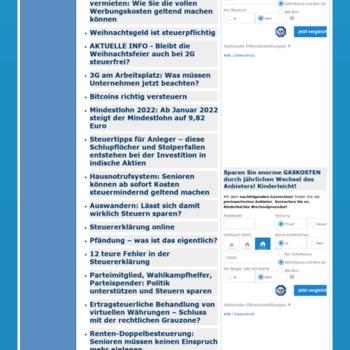 Steuer-schutzbrief.de thumbnail