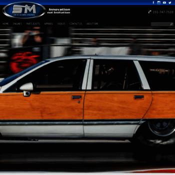 stevemorrisengines com at WI  Vortech, ProCharger, Turbo engines and
