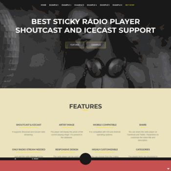 Stickyradioplayer.lambertgroup.ro thumbnail
